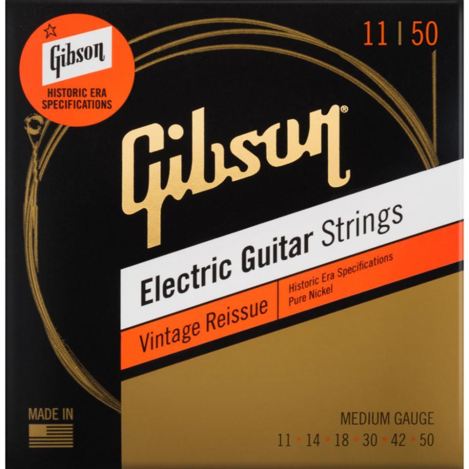 Gibson Saiten Vintage Reissue Historic Era Specs 011-050