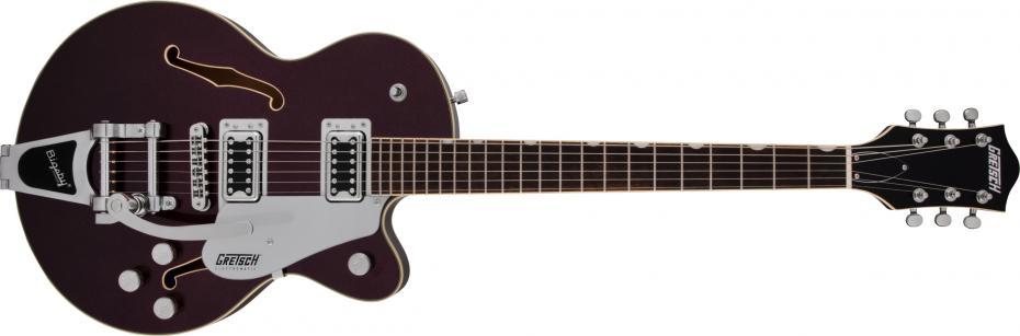 Gretsch G5655T-CB Junior Bigsby Dark Cherry Metallic