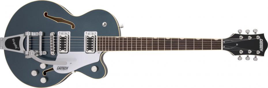 Gretsch G5655T-CB Junior Bigsby Jade Grey Metallic