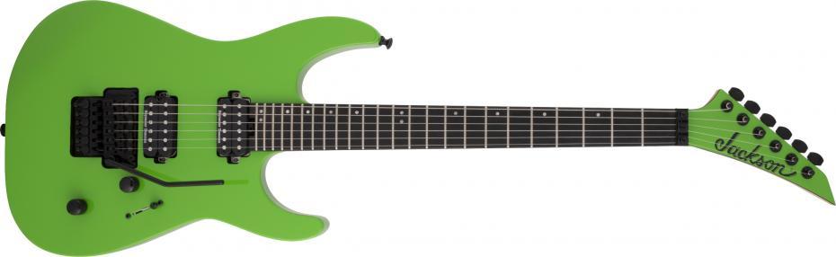 Jackson Dinky DK2 slime green
