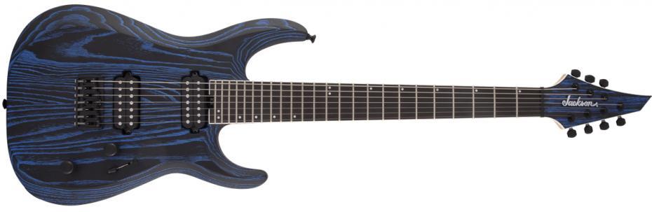 Jackson Dinky DK Pro Modern Ash HT7 baked blue