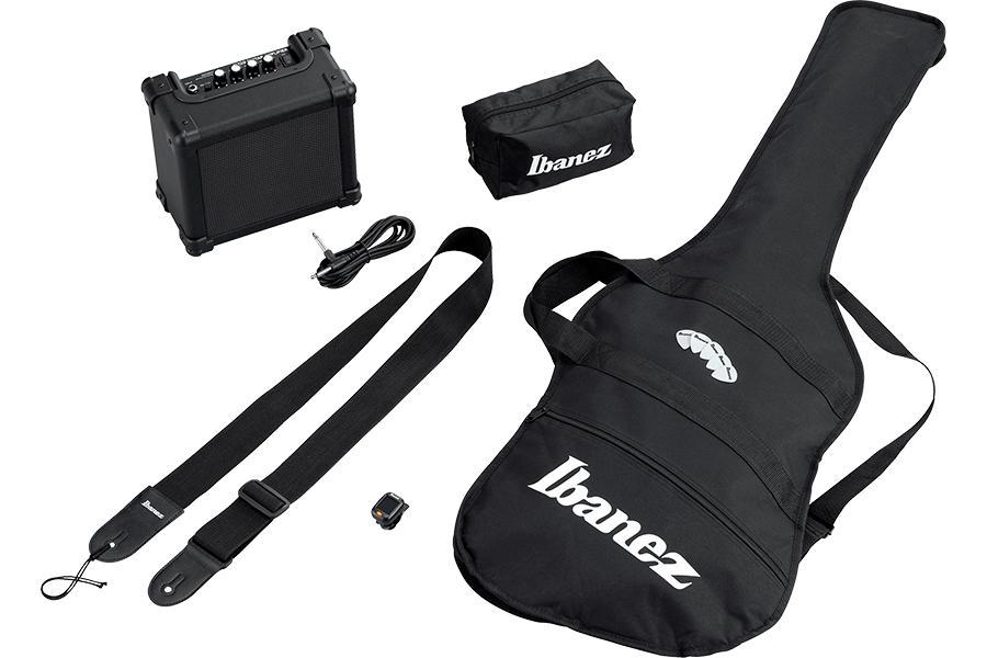 Ibanez Jumpstart Guitar-Pack IJRX20-BL