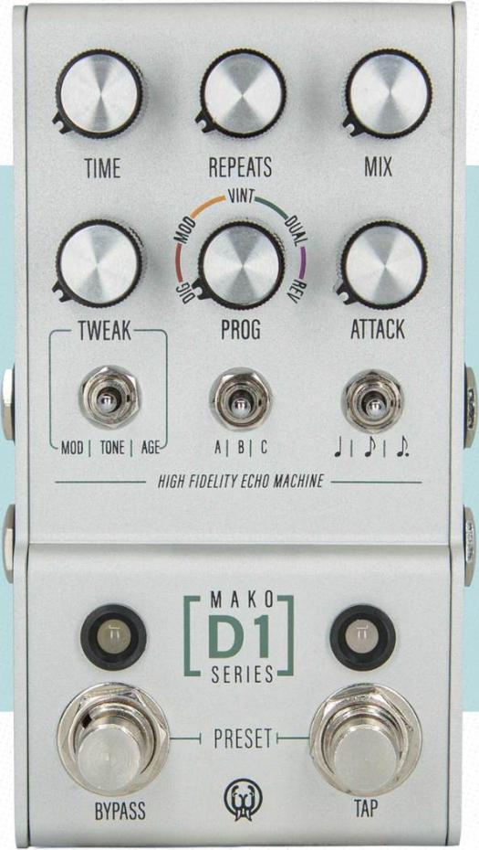 Walrus Audio MAKO D1