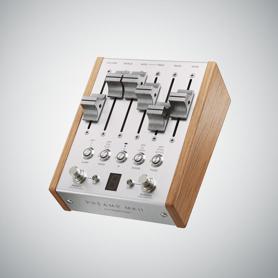 Chase Bliss Audio Automatone Preamp mk2
