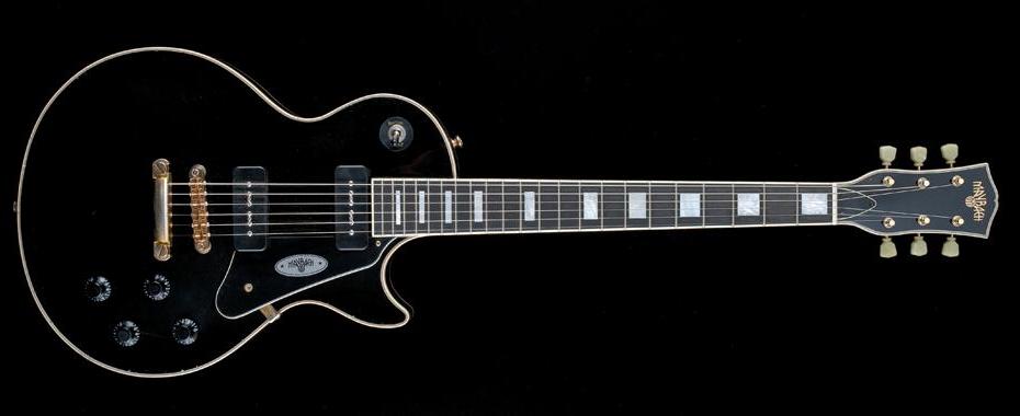 Maybach Lester 54 Black Velvet Aged P90