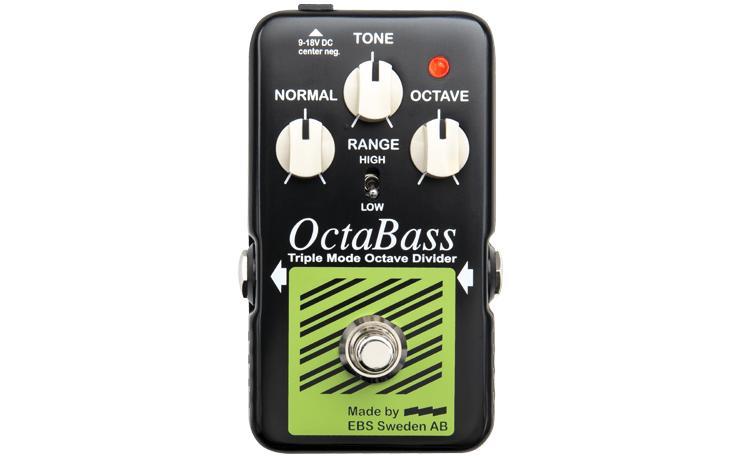 EBS OC Octabass Blue Label
