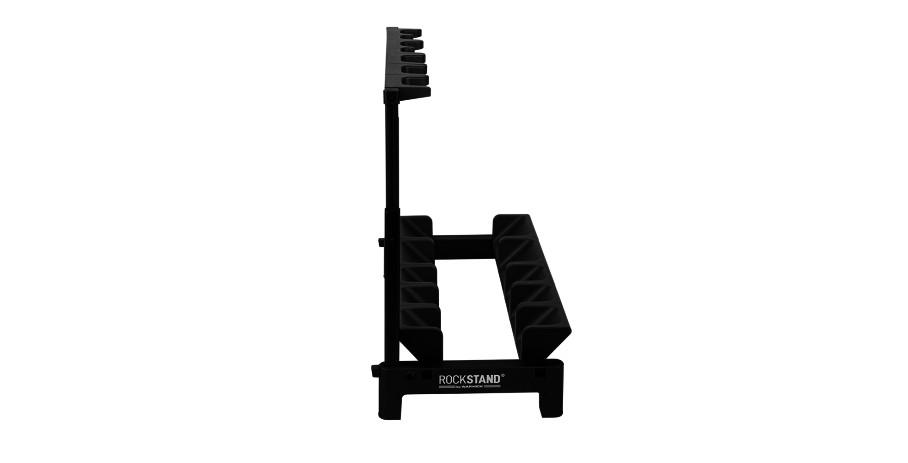 RockStand Modular Multiple Stand (2A3E) - For 2 Acoustic And 3 Electric Guitars / Basses