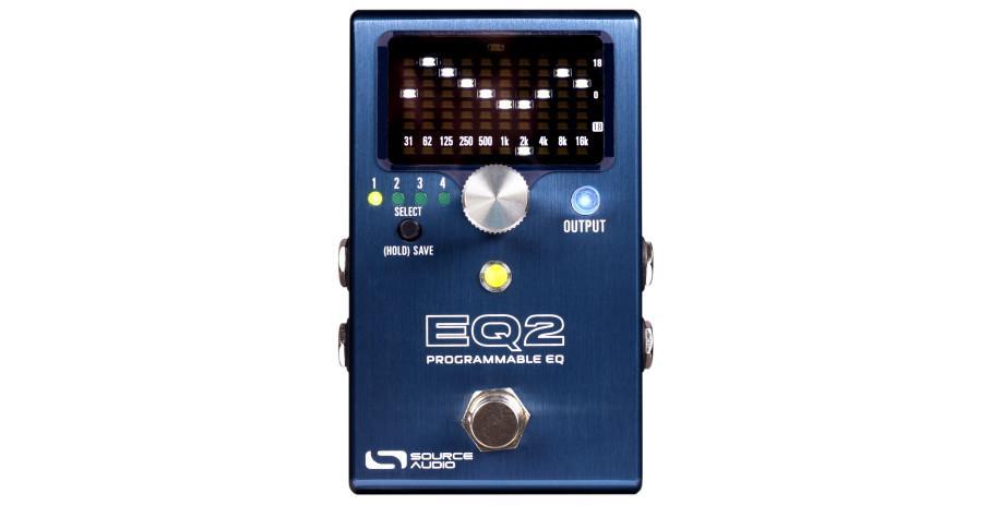 Source Audio SA 270 - One Series EQ2 Programm