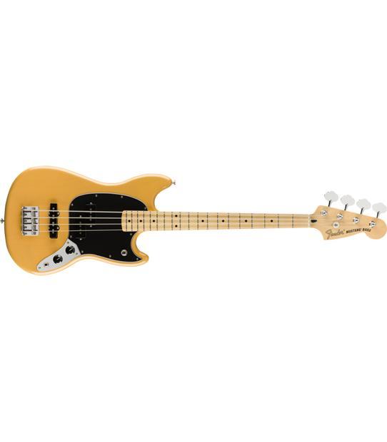 Fender Mustang Bass PJ LTD btb/mn