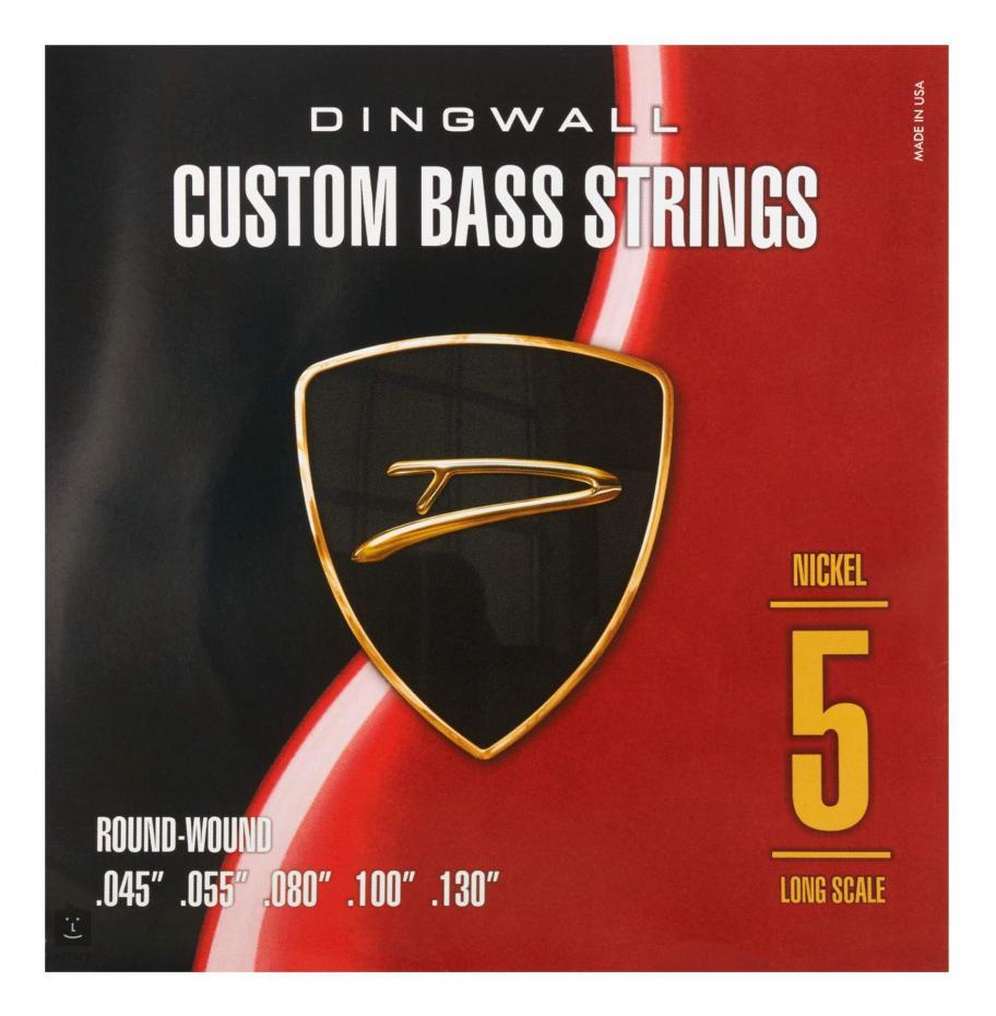 Dingwall Saiten 5-String 45 - 130