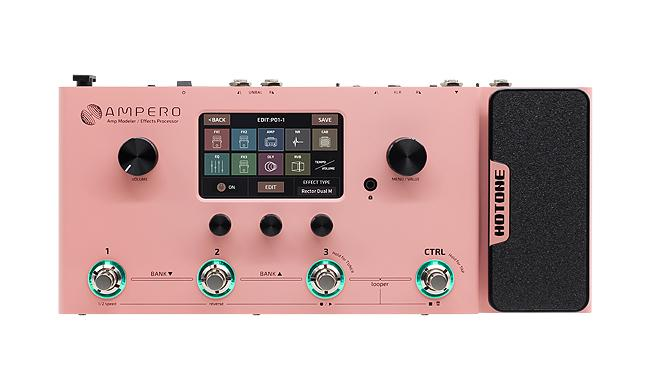 Hotone Ampero Limited Edition Pink