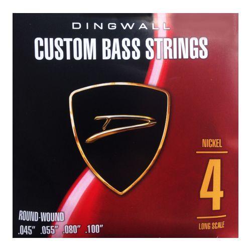 Dingwall Saiten 4-String 045-100