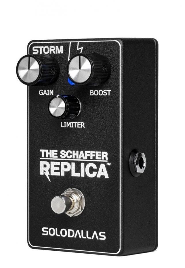 SoloDallas The Schaffer Replica - Storm 2020