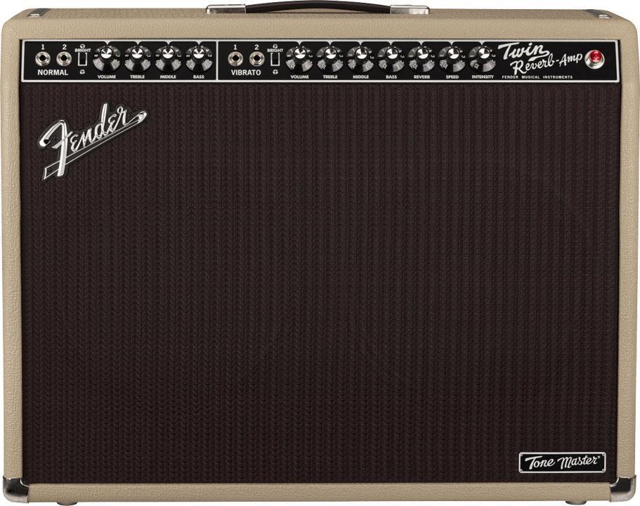 Fender Tonemaster Twin Reverb  Blonde