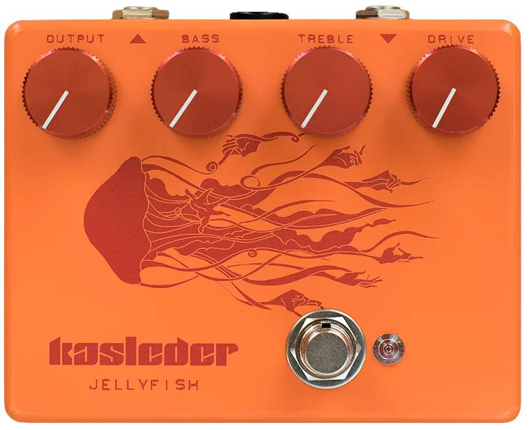 Kasleder Jellyfish Bass Overdrive