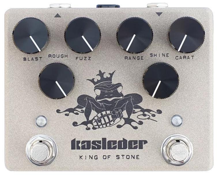 Kasleder King of Stone