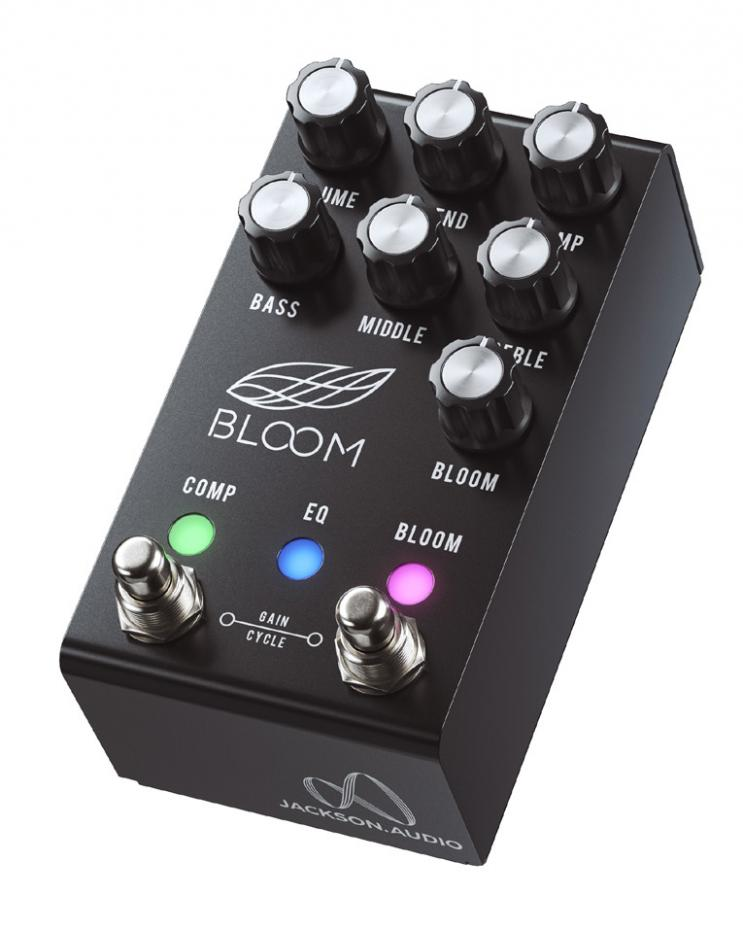 Jackson Audio BLOOM V2 Midi Optical Compressor