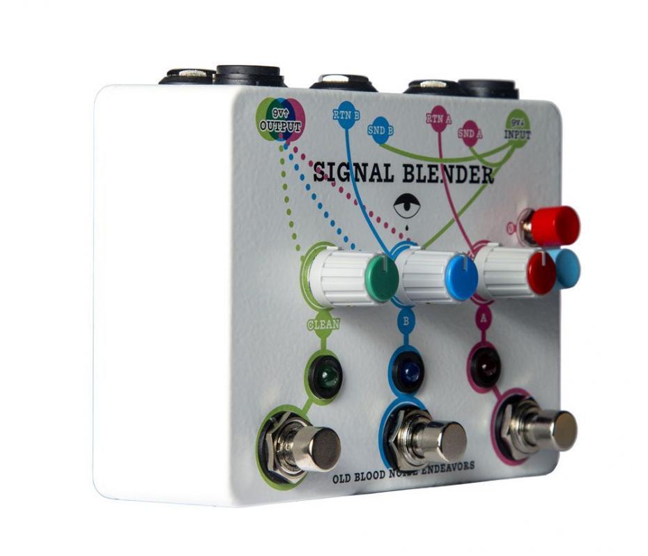 Old Blood Noise Signal Blender