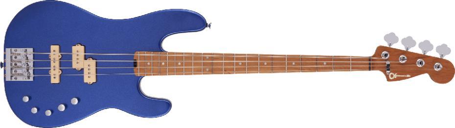Charvel Pro Mod Bass SD PJ IV myst-blue