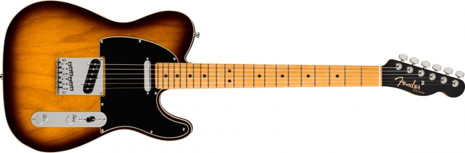 Fender Ultra Luxe Telecaster® Maple Fingerboard 2-Color Sunburst