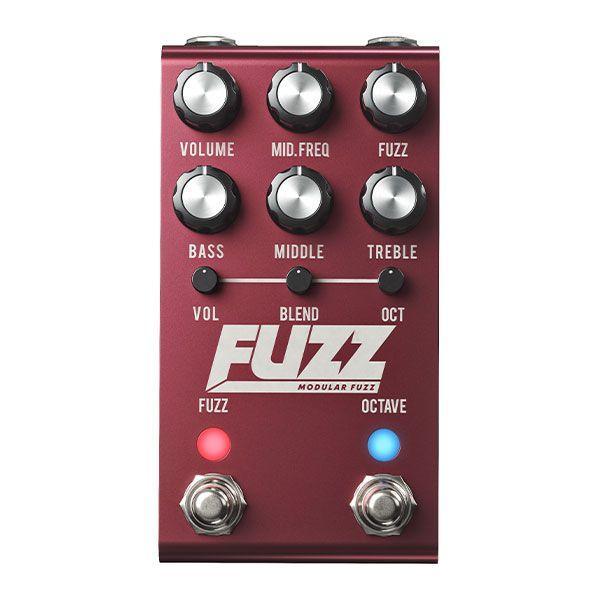Jackson Audio FUZZ Modular Fuzz Pedal with Octave