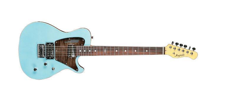 Magneto Guitars U-Wave Deluxe UW-4300 sonic blue