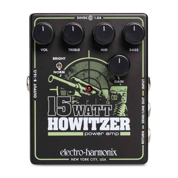 Electro Harmonix 15 Watt Howitzer Power Amp