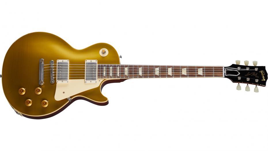Gibson 1957 Les Paul Goldtop Darkback Light Aged