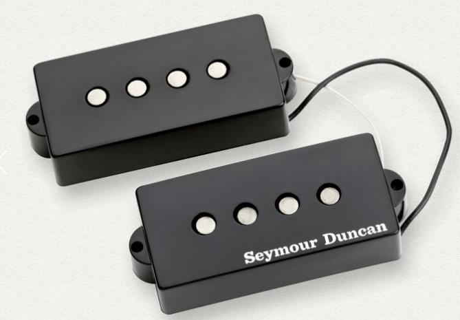 Seymour Duncan SPB-2 Hot Precision Bass
