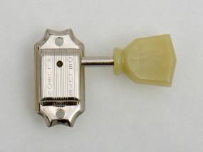 Kluson Mechanik 3+3 MC33N Tulpenflügel nickel