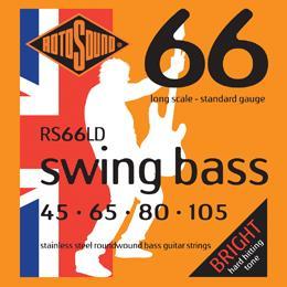 Rotosound RS66LD Swing Bass 66 45-105