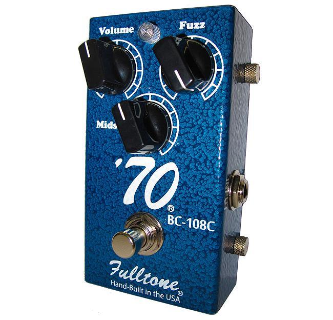 Fulltone `70 Pedal
