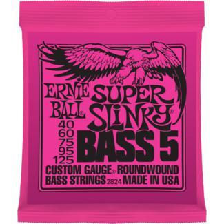 Ernie Ball 2824 Super Slinky Bass 5 40-125
