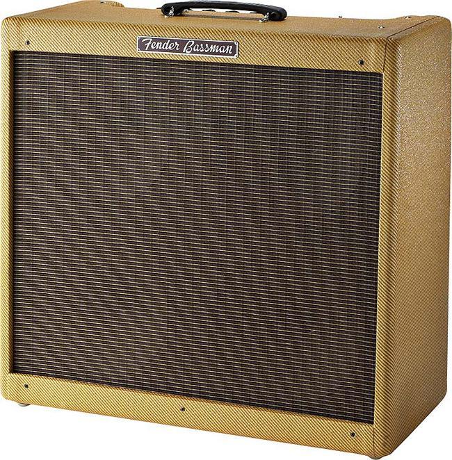 Fender Bassman 59 LTD 4x10