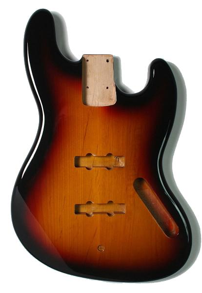 Göldo Body Jazz Bass Erle 3TS