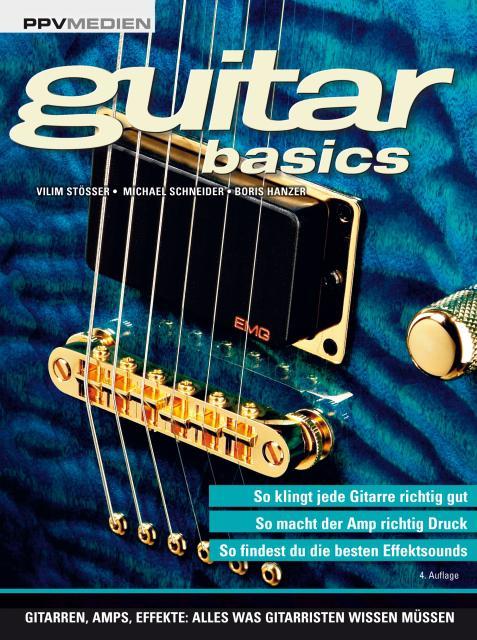 Guitar Basics Taschenbuch
