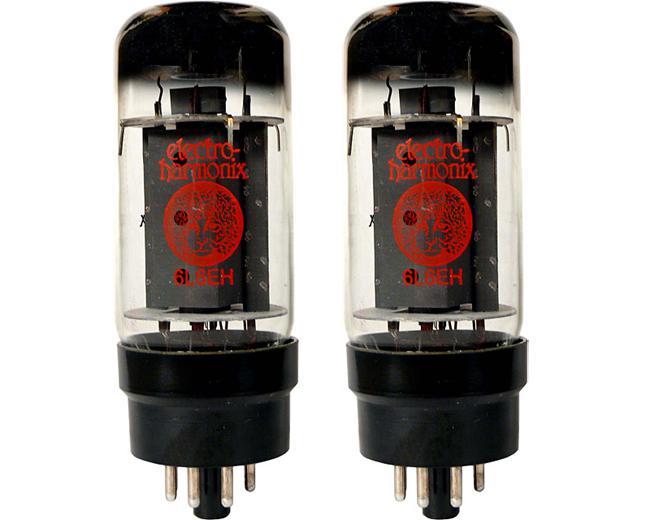 EHX Röhre 6L6 EH Pair Platinum