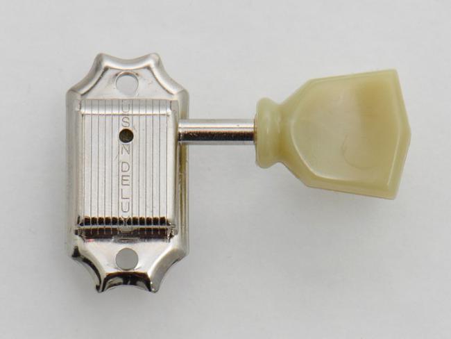 Kluson Mechaniken 3+3 M33VC nickel