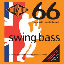 Rotosound RS66LC Swing Bass 66 40-095