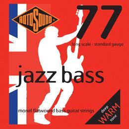 Rotosound R775LD Jazz Bass 77 45-130