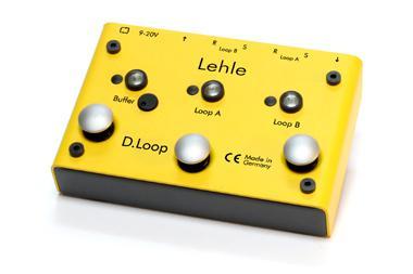 Lehle D-Loop SGoS Effect Looper/Switcher
