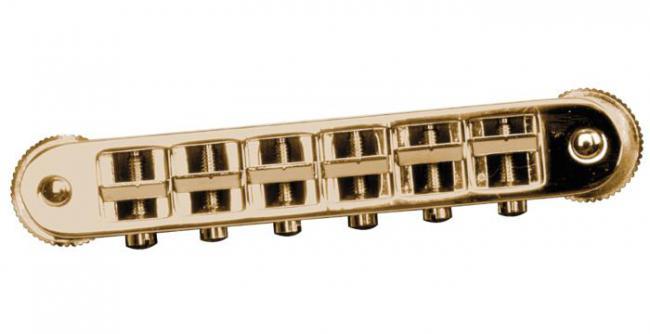 TonePros Bridge T3BP-G gold