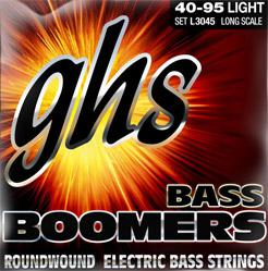 GHS Bass Boomers 3045 5/L 40-120