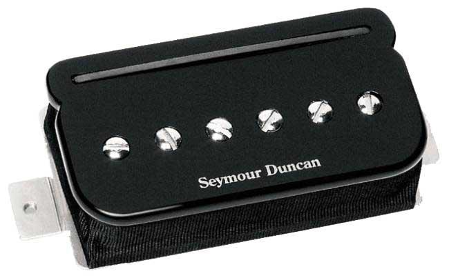 Seymour Duncan HPR-1N 4c P-Rails neck black
