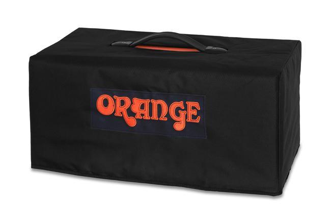 Orange Schutzhülle für Topteil Small