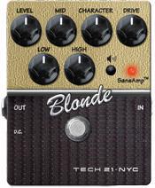 Tech 21 Sans-Amp Character Blonde v2