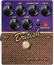 Tech 21 Sans-Amp Character British
