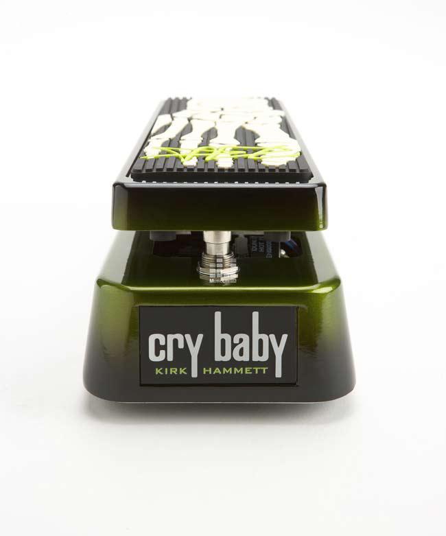 Dunlop KH95 Cry Baby Kirk Hammett Signature Wah