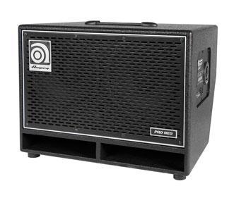 Ampeg PN 210HLF Bassbox 550W 8 Ohm