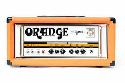 Orange TH-30 THUNDER-30 Topteil B-Stock